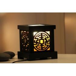 copy of Thailand square lamp 16 cm high