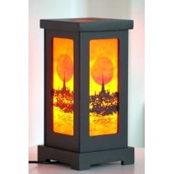 Lampe aus Thailand einfacher Aufbau - LICHT201