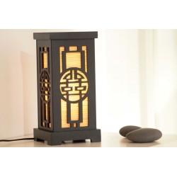 Lampe aus Thailand einfacher Aufbau - LICHT210
