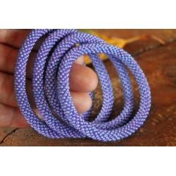 copy of Bracelet glass beads handmade in Nepal - ARMBAND003