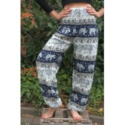 Harem pants, yoga pants, hippie pants, elephant size S / M - HOSE027