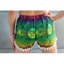 Pom Pom pants size S / M - HOSE051