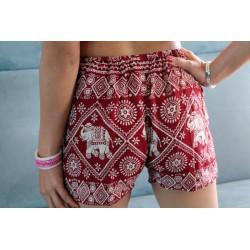 copy of Shorts fabric elephants size S / M