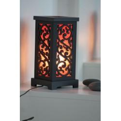 2. Wahl: Lampe aus Thailand einfacher Aufbau, Rot - LICHT2007AB