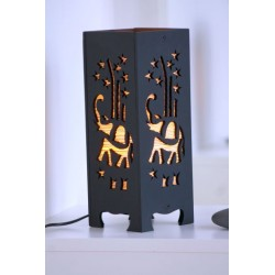 copy of 2nd choice: lamp from Thailand, construction with 4 screws - LICHT230