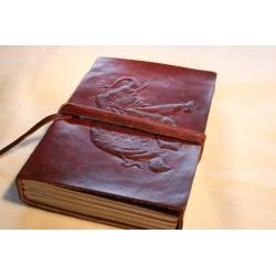 B-Ware: Notizbuch Tagebuch mit Elefantenmotiv 15x11 cm
