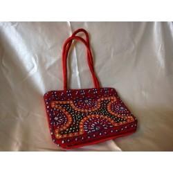 Typische indische Tasche