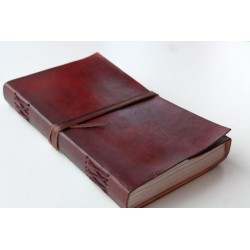 B-Ware: Notebook smooth leather 23x14 cm