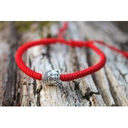 Handmade Tibetan Buddhist bracelet Buddha happiness bracelet