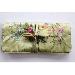 Jewelery pouch jewelery storage made of kusty silk, Hellolive