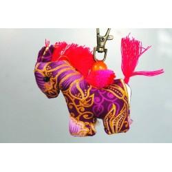Schlüsselanhänger Taschenanhänger Pferd - HÄNGEDECO5005