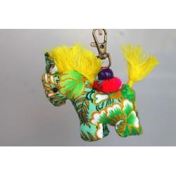 Schlüsselanhänger Taschenanhänger Pferd - HÄNGEDECO5010