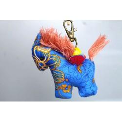 Schlüsselanhänger Taschenanhänger Pferd - HÄNGEDECO5014