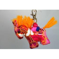 Schlüsselanhänger Taschenanhänger Pferd - HÄNGEDECO5023