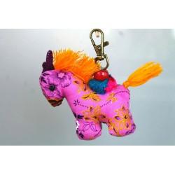 Schlüsselanhänger Taschenanhänger Pferd - HÄNGEDECO5025