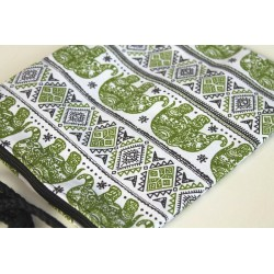copy of Simple neck pouch chest pocket fabric Thailand elephant