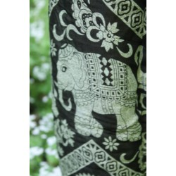 copy of Harem pants, yoga pants, hippie pants, elephant size S / M - HOSE027
