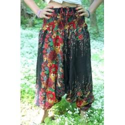 copy of Harem pants, yoga pants, hippie pants, size S / M - HOSE038