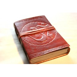 copy of Notebook with OM symbol 15x11 cm