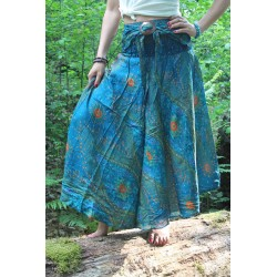 copy of Skirt summer dress with coconut buckle