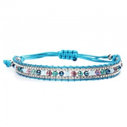 copy of Elegant bracelet in Bohemian style with small stone beads