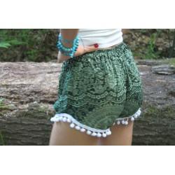 Pom Pom pants size S / M - HOSE0201