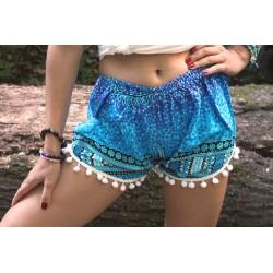 Pom Pom Shorts Größe S / M - HOSE0202