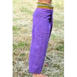 Fisherman wrap pants from Thailand - THAIHOSE005