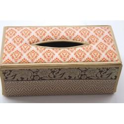Tissue Box / Tücher Box / Kosmetiktücherbox im Thai-Stil