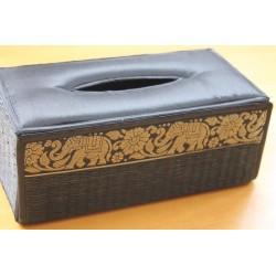 Tissue box / wipes box / cosmetic tissue box in Thai style