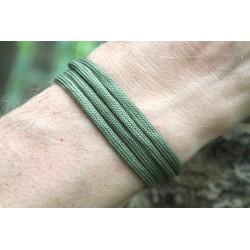 Anchor bracelet bracelet with anchor oliv