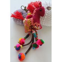 copy of Keychain bag charm horse