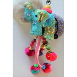 Schlüsselanhänger Taschenanhänger Elefant