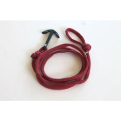 copy of Anchor bracelet bracelet with anchor red