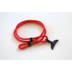 Whale fin bracelet Sufer bracelet