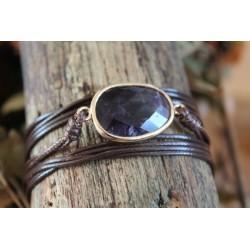 copy of Multilayer Wrap Bracelet Wrap Bracelet Amethyst Boho Friendship Bracelet