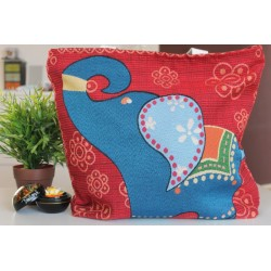 copy of Shoulder bag handbag in boho style from Thailand with elephant - TASCHE130