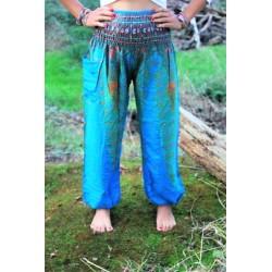 Haremshose Yogahose Hippiehose Universalgröße S / M - HOSE215
