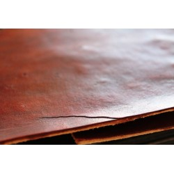 2. Wahl: Fotoalbum Leder mit Pferde Motiv 34x27 cm