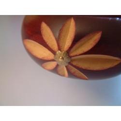 Holzarmreif Blume