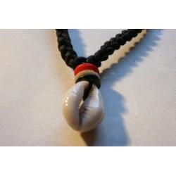 Halskette mit Muschel für Kinder