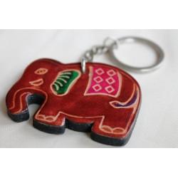 Schlüsselanhänger Elefant