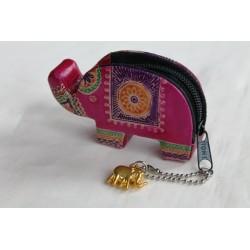 Kleine Geldbörse Elefant