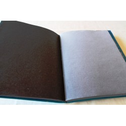2. Wahl: Fotoalbum Sari - B-Ware - (groß - 33x26 cm) - SARI-F513