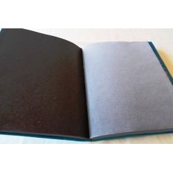 2. Wahl: Fotoalbum Sari - B-Ware - (groß - 33x26 cm) - SARI-F551
