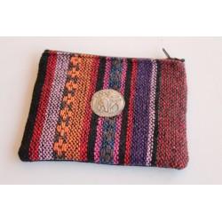 Kleine Geldbörse / Täschchen aus Stoff - BÖRSE300