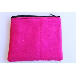 Kleine Geldbörse / Täschchen aus Stoff - BÖRSE307