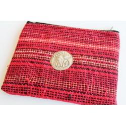 Kleine Geldbörse / Täschchen aus Stoff - BÖRSE313