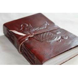 2. Wahl: Notizbuch mit Elefantenmotiv 15x11 cm