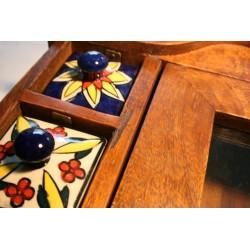 2. Wahl: Schlüsselschränkchen mit Keramikschubladen